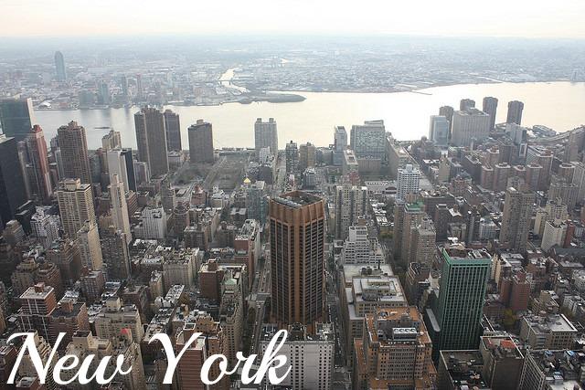 Deux jours à New York