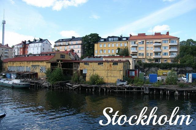 Vacances à Stockholm