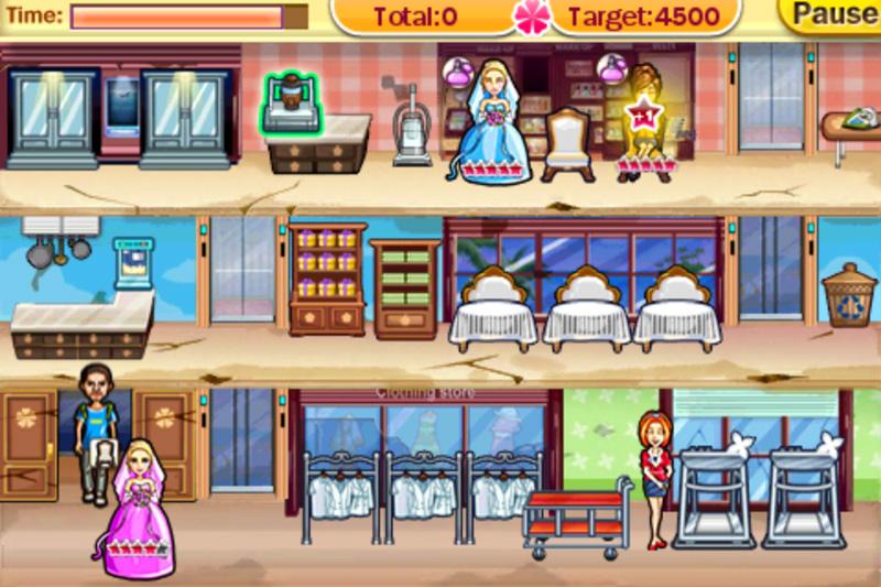 Ada's shopping