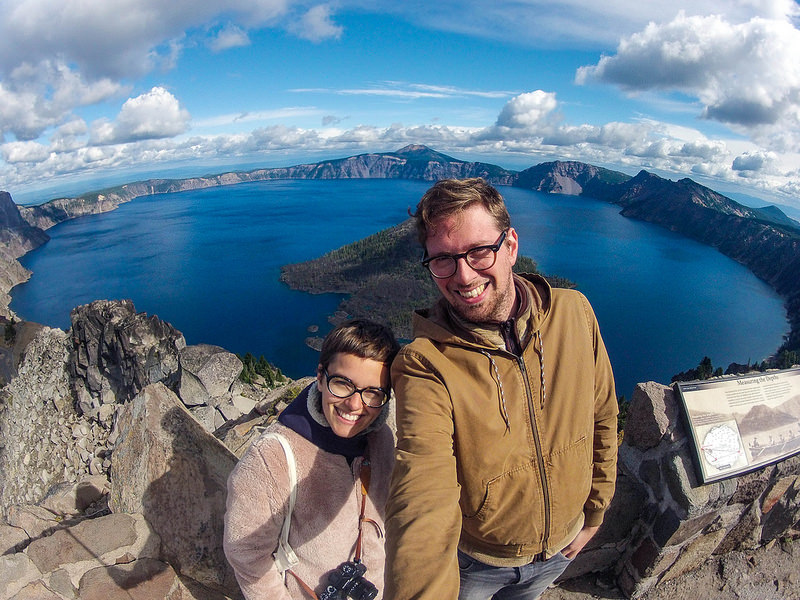 crater lake gopro