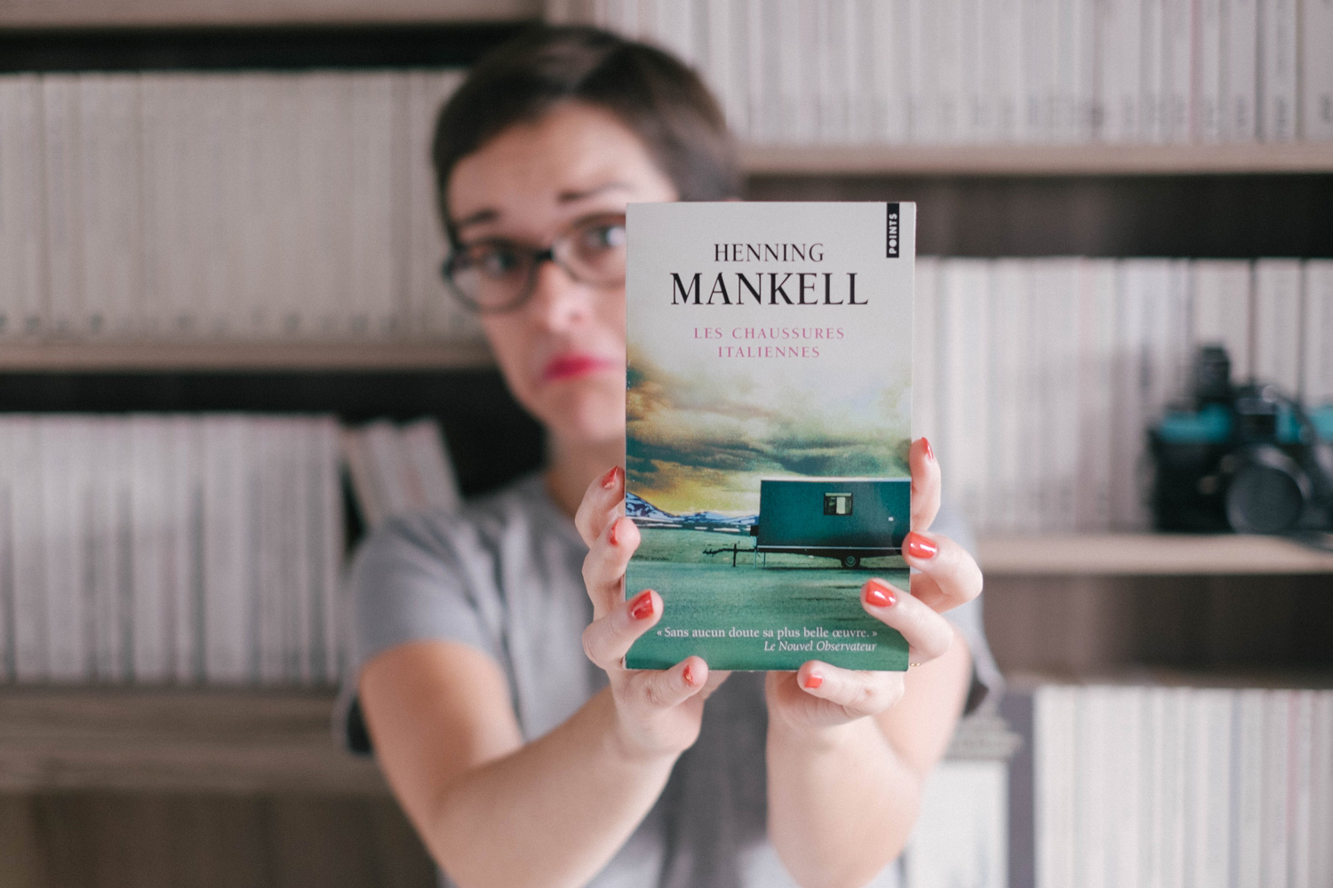 les chaussures italiennes mankell