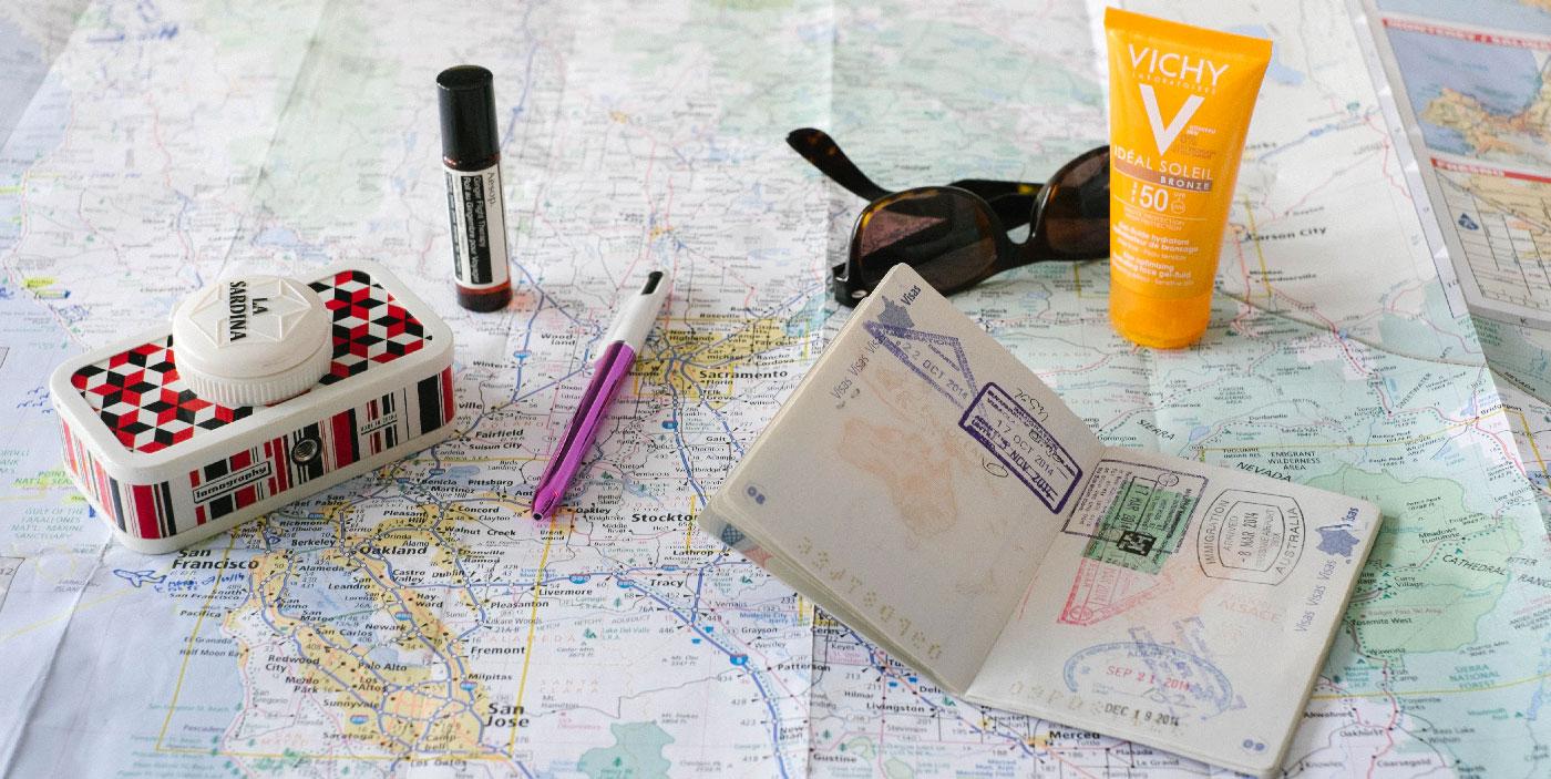 préparer son voyage à l'étranger