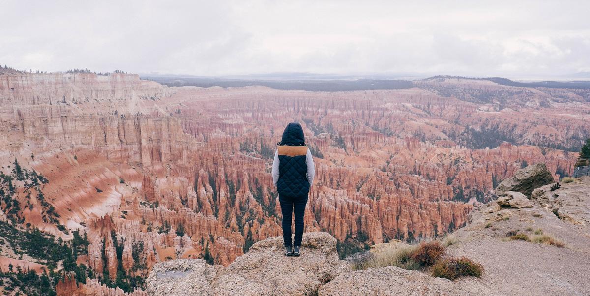 Randonnées à Zion et Bryce Canyon