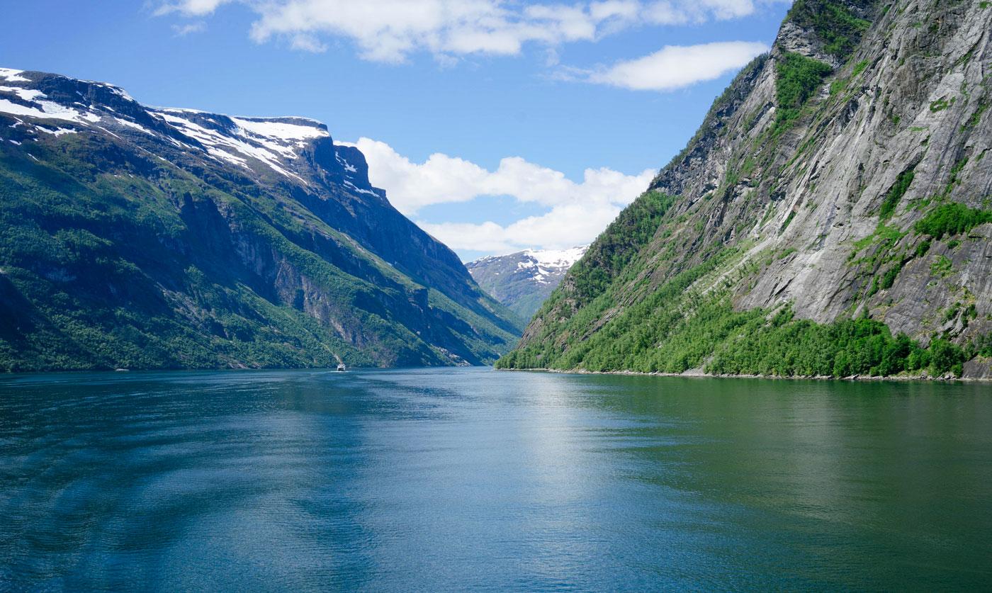 Norvège #1 : de Bergen au Geirangerfjord