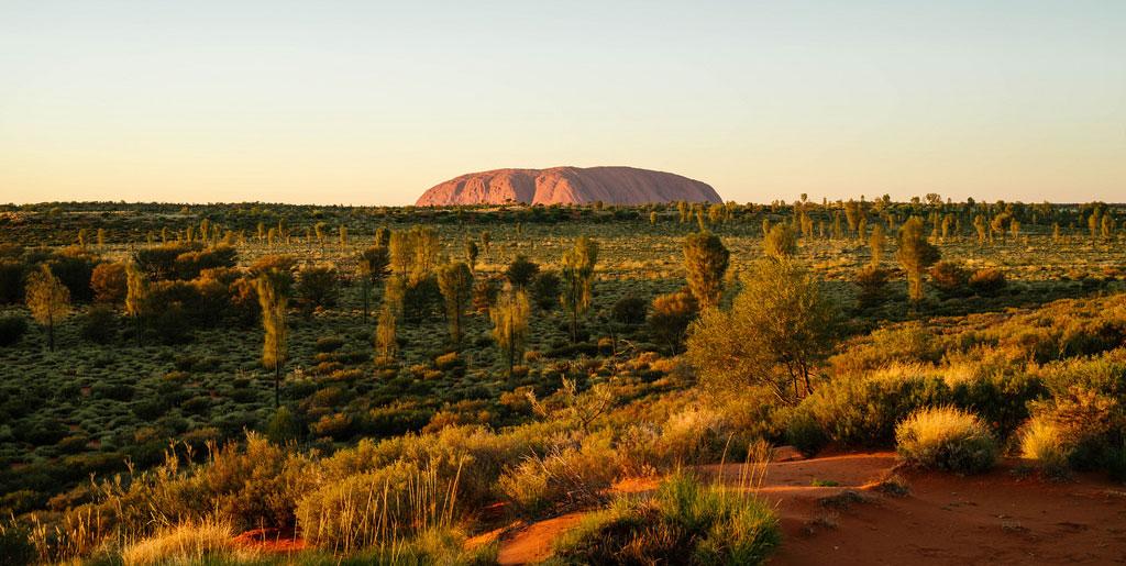 Explorers Way #1 : de Darwin à Uluru