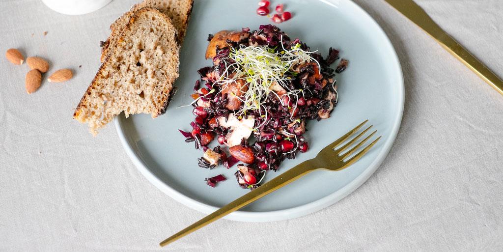 recette salade automne