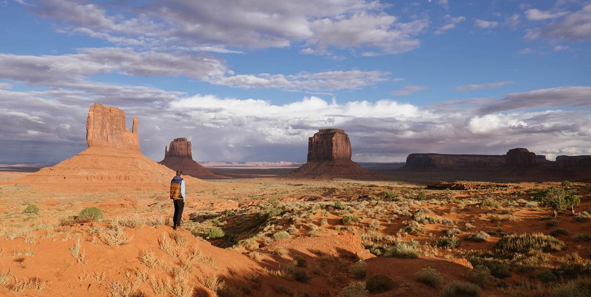 L'Arizona, comme dans les westerns