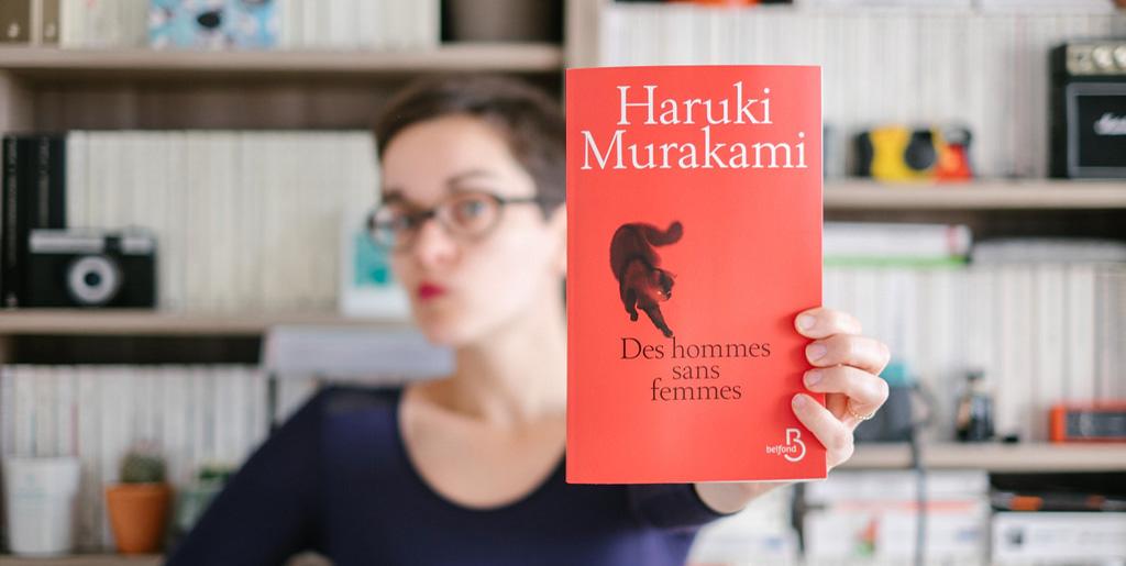 Des hommes sans femmes de Murakami (et une sélection de BD)
