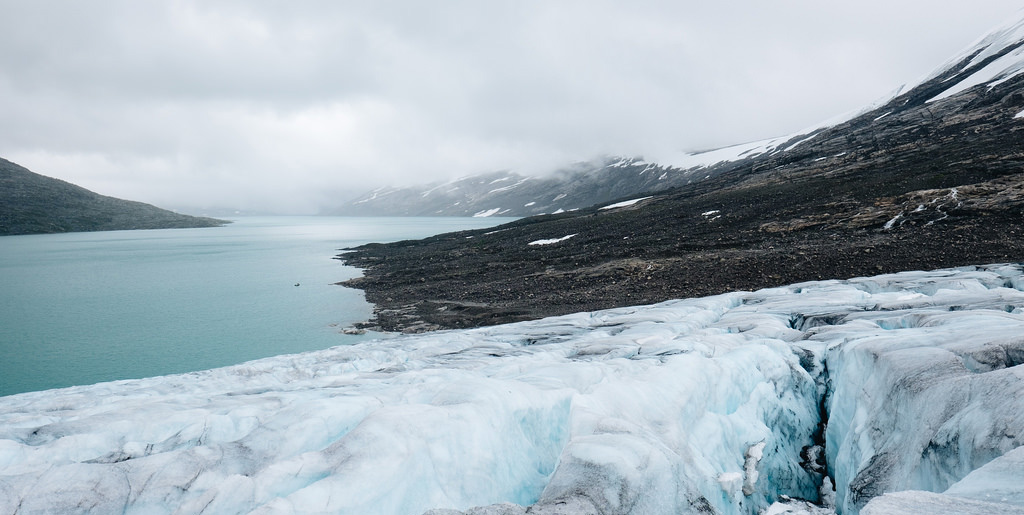 excursion glacier norvège