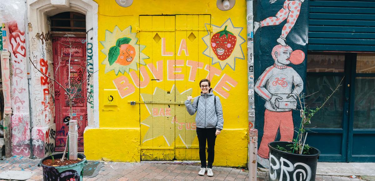 buvette street art